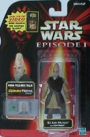 ODY MANDRELL Commtech Star Wars Episode 1 Hasbro Action Figure Comme neuf on Card