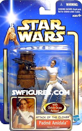 New Star Wars Episode 2 Attack of the Clones Action Figures 2002-2003 Collection