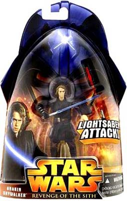 Star Wars Revenge Of The Sith Action Figures