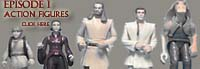 Star Wars Episode I Action Figures (1998-1999) - Click Here!