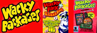 Topps Wacky Packages - Click Here!